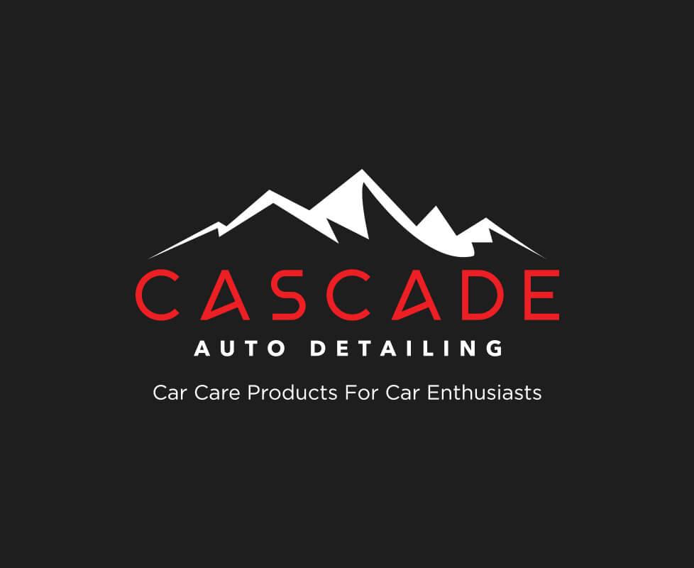 Cascade Auto Detailing Logo Design Dock